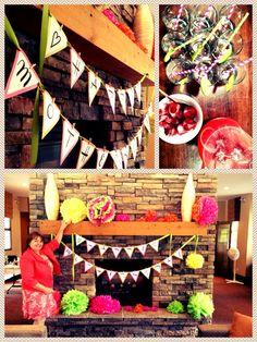 Mother's Day decor & treats