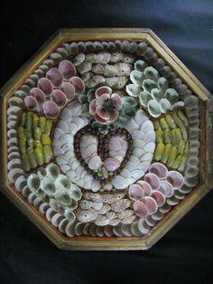 Antique Sailor Valentine