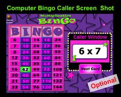 Multiplication Bingo with Interactive Whiteboard Option. This three dollar download features a computer caller that draws question cards and allows you to display called numbers for the whole class as they play along with their own bingo cards. Check it out at TpT.