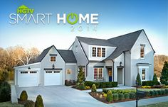 HGTV Smart Home 2014 is built out with green, tech-trendy must-haves that make every room a multi-tasking space. Enter now for your chance to win.