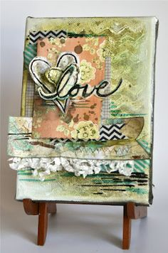 Paper Issues: Love Canvas