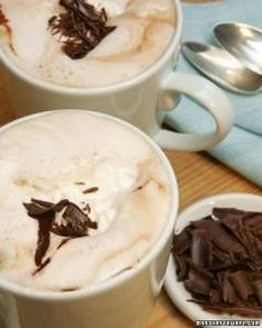 9 Hot Chocolate Recipes
