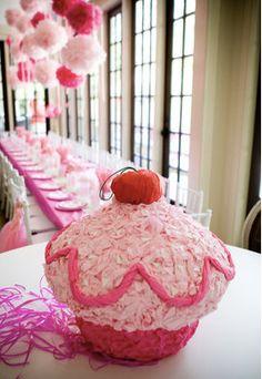 Cupcake Piñata