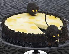 Creepy Critter Cheesecake
