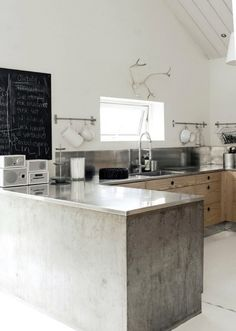 Beton in je interieur! - Blogs - ShowHome.nl