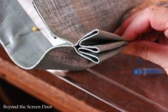 How to Sew a Pinch P