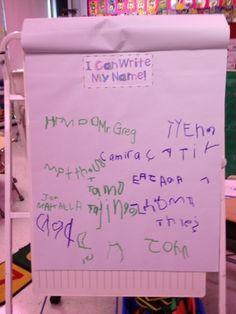 kindergarten first day, charts, schools, names, papers