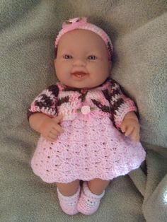 doll cloth, babi doll, crochet doll, crochet patterns, crochet diy