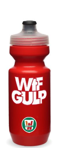 WTFKits - Gulp // P: #Cycleboredom // Meta: #WTFKits #CXHairs #bidon #7Eleven