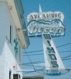 Lost Wildwood: Atlantic Ocean Winds Motel