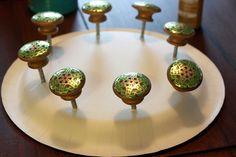 Make Your Own DIY Drawer Knobs - Decorate Knobs Yourself | Momcaster
