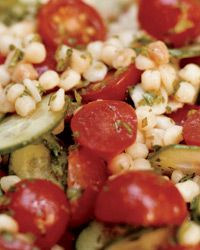Fregola Tabbouleh - Best New Chefs' Summer Sides on Food & Wine