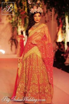 Falguni & Shane Peacock bridal collection 2013