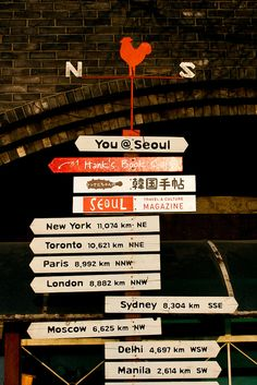 .Seoul, South Korea.