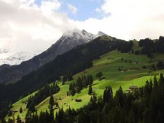 Valley and mountains in Ischgl Austria (97)