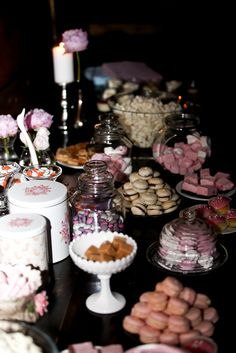 candy table #wedding