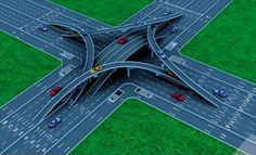 Solution. No more traffic jam!