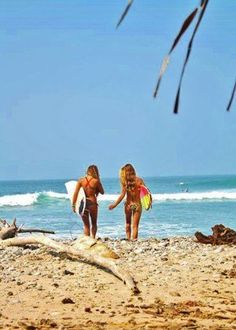 | Surfer Girls |