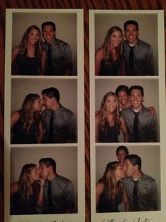 Photo Booth at Wedding!
