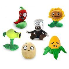 plant, soft toy, zombi