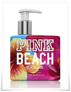 i love the way this smells! exactly like the beach.