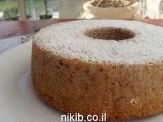 עוגת אגוזים וקוקוס  -  ניקי.ב