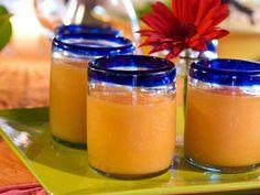 Golden Peach Margaritas