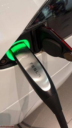 favourit car, photo share, tesla plug
