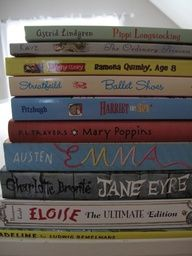 Books about brave girls who are not princesses. Fun book list for girls