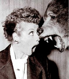 """*Lucille Ball starred in the """"I Love Lucy"""" tv in the 50s.  She was genuinely funny, and there will never be another.       I loved you Lucy.......  WPV"""