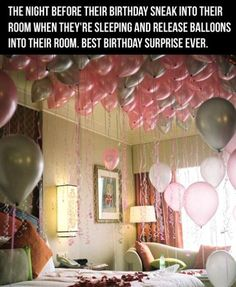 Birthday Surprise Ever
