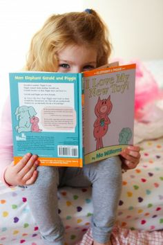 How to Get Your Kids Reading - some fun ways to encourage kids reading at home