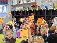 Kindergarten Faith: Whole Group Instruction & Accountability
