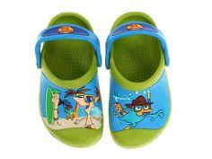 crocs SS13 Phineas Ferb Clog (Toddler... (bestseller)