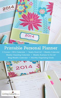 calendar planners, diy personal planner, personal planner organization, person planner, diy planner printables