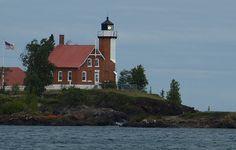 Eagle Harbor Light, Lake Superior