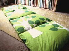 pillow mattress tutorial