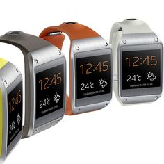 It's a watch! It's a phone! It's a camera! It's . . . all. Meet Samsung's new Galaxy Gear.