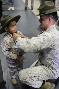 Camp Pendleton teams up with Make-a-Wish to make a little boys wish come true.  Semper Fi!
