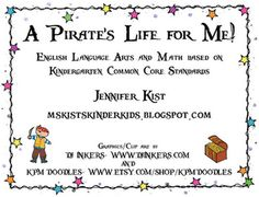 check out my new pirate unit FREEBIE!!