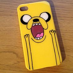 Adventure Time Jake The Dog Argh Hand Crafted by thebignicktizzle