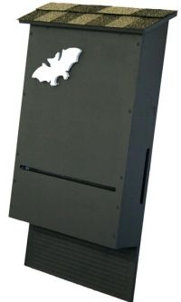Install a Bat House. Click Bat house Plans.  Great woodworking project for Webelos