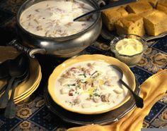 Crockpot Fish Chowder Recipe