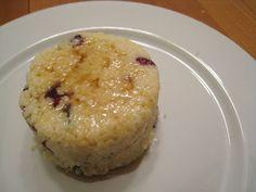 Pistachios Couscous Pudding