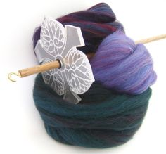 Beautiful drop spindle!
