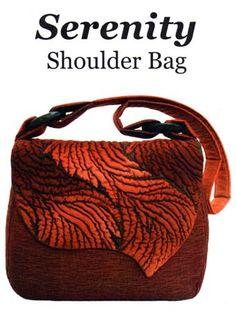 Serenity Shoulder Bag Pattern *