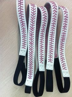 baseball head bands....