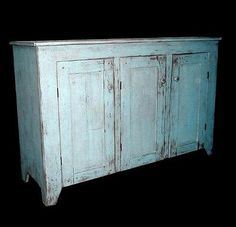 Early American Country Primitive Jelly Cupboards - Jam & Canning