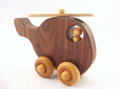 Handmade wooden toys...YES PLEASE!