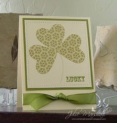 Stampin' Up! SU by Julie Marshall.